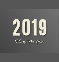 Premium luxury new year background for holiday vector