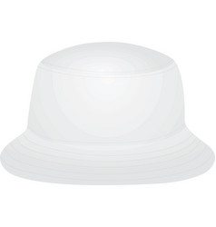 White hat vector