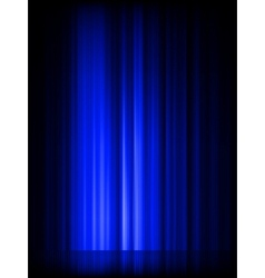Blue abstract shiny background EPS 8 vector image