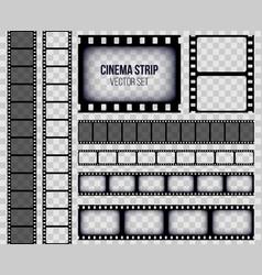 Creative of old retro film vector