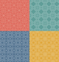 Ornamental Backgrounds vector