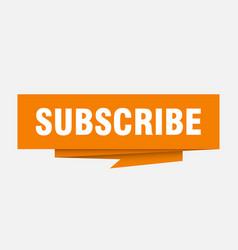 Subscribe vector