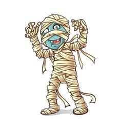 Mummy vector image