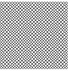 Monochrome abstract rounded diagonal square vector
