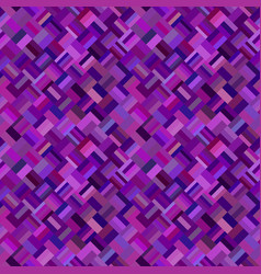 purple abstract seamless diagonal rectangle vector image