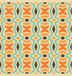 seamless element mosaic vector image