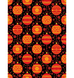 pattern ny2014 01 04 vector image vector image