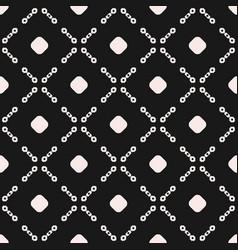 Diagonal mesh monochrome geometric pattern vector