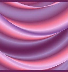 3d wavy background dynamic effect abstract vector image