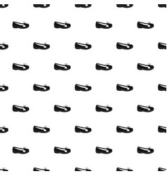 Shoe pattern vector