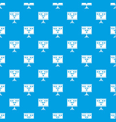 Soccer or football field scheme pattern seamless vector