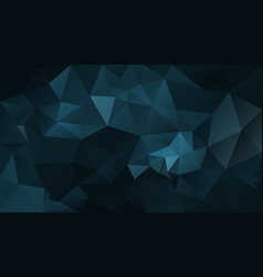 Abstract irregular polygonal background vector