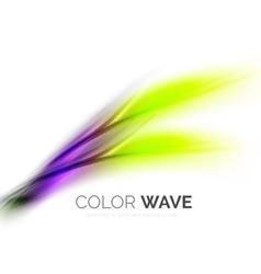 Color wave element vector