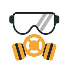 industria security concept vector image