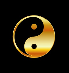 taoism daoism yin and yang vector image vector image