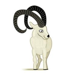 ibex vector image vector image