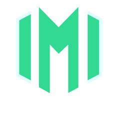 Alphabet m logo vector