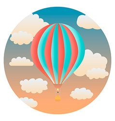 Balloon Detailed vector image vector image