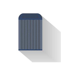 Air conditioner unit concept Colorful vector
