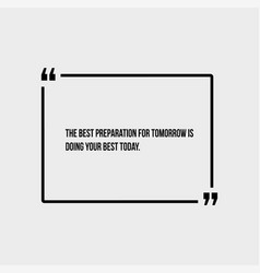 Motivational quotes vector