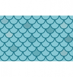 Fish scales vector