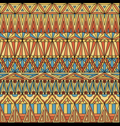 geometric ornamental seamless pattern for vector image
