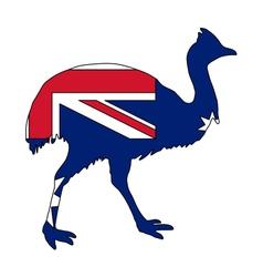 Kassowary Australia vector