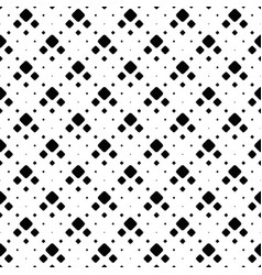 seamless geometrical abstract square pattern vector image