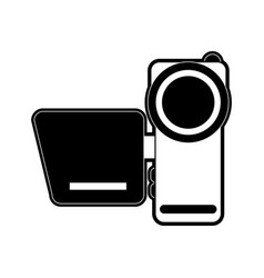 Videocamera cinema icon image vector