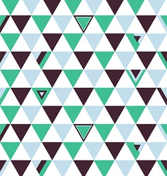 India top colors background triangle polygon vector