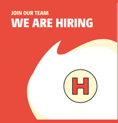 Join our team busienss company hospital we are vector