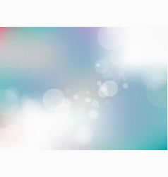 abstract blurred blue gradient background with vector image