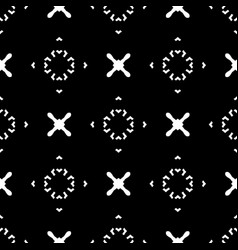 cross pattern original hipster background vector image