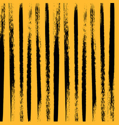 abstract background with brush strokes geometric vector image vector image