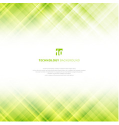 Abstract light green technology background vector