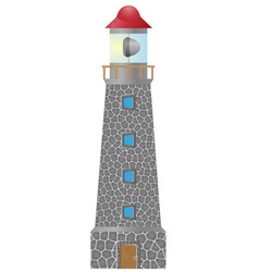 Lighthouse 01 vector