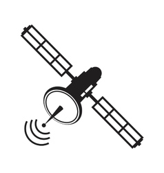 Satellite antenna orbit world information vector