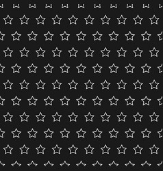 Stars grid seamless pattern background design vector