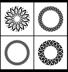 design elements set g vector image