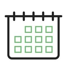 Scheduled vector