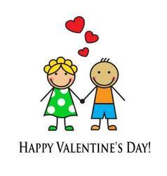 Cartoon couple in love vector image vector image