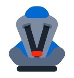 Baby seat vector
