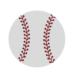 baseball sports concept graphic vector image
