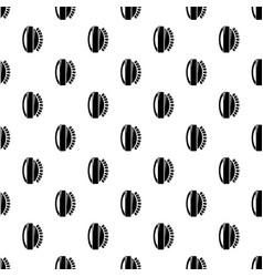 massage brush pattern seamless vector image