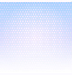 Pale blue dotted background vector