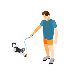 Playing with cat composition vector
