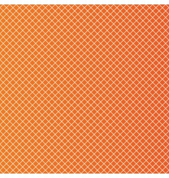 Cell sheet background Grid rhombus wallpaper vector image