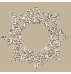 Doodle pattern spirals swirls and vector
