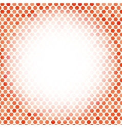 Abstract Red Mosaic Pattern vector