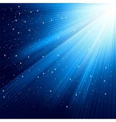 Light burst Background vector